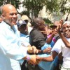 Martelly visite Pilate, Port Margot et Borgne
