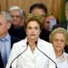 Brésil: Ecartée du pouvoir, Rousseff dénonce un «coup d'Etat»