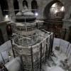La tombe de Jésus rouverte, une première depuis deux siècles