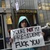 Nouvelles manifestations anti-Trump à travers les États-Unis