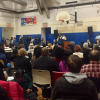 HUNDREDS ATTEND WILLIAMS, PARKER, AND BICHOTTE «STATE OF IMMIGRATION,STATE OF EMERGENCY» FORUM