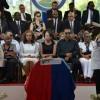 Les Haïtiens rendent hommage à l'ancien président René Préval