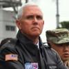 Corée du Nord : «toutes les options sont sur la table», dit Pence