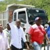 Le Président Moïse lance la Caravane du Changement dans la Grand'Anse